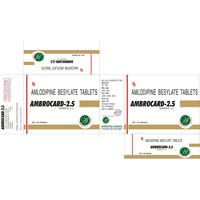 Ambrocard 2.5 Tablets