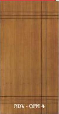 Grooved Veneer Doors