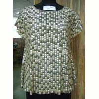 Ladies Woven Top 001