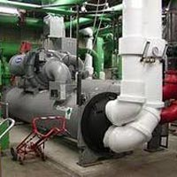 Industrial Chiller Plant