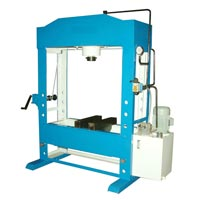H Type Hydraulic Power Press Machine