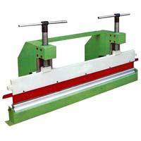 Manual Sheet Bending Machine