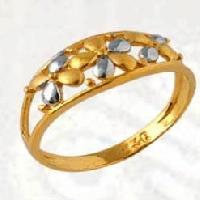 Ladies Plain Gold Rings
