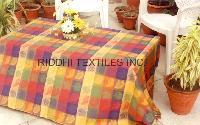 Cotton Woven Damask Tablecloths