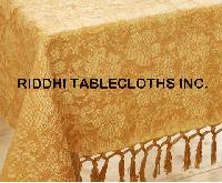 Cotton Woven Jacquard Tablecloths