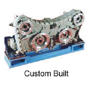 Custom Built Gearbox