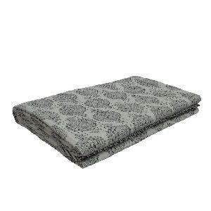 Sanganeri Block Printed Kantha Quilt