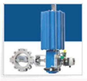 LT Butterfly Control Valves