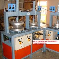 Semi Automatic Areca Leaf Plate Machine