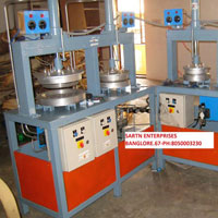 Automatic Areca Leaf Plate Making Machine