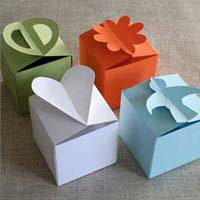 Handmade Gift Paper Boxes