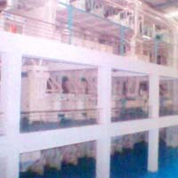 Rice Parboiling Plant
