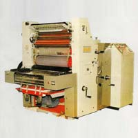 Sheet Fed Offset Printing Press