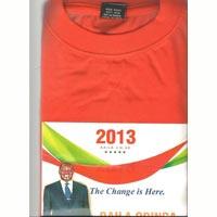 2013 Presidential Election Tshirts