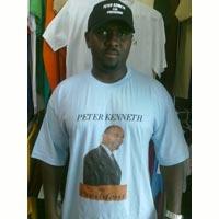 22 Election Photo Printed Tshirts