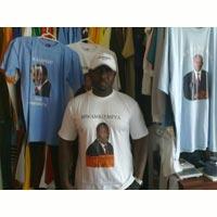 Election Photo Printed Tshirts