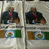 Election Printed Tshirts