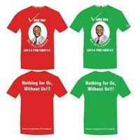 Election Printed T Shirt