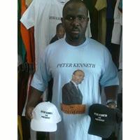 New Presidential Tshirts