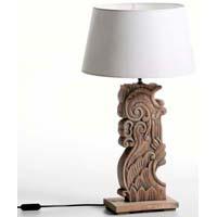 Capri International - Wooden Table Lamp Manufacturer & Exporters Delhi