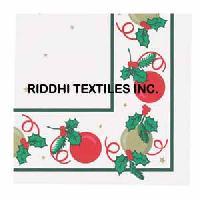 Christmas Cotton Napkin
