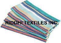Striped Cotton Napkins