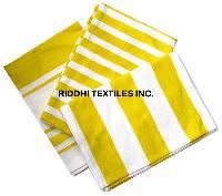 Striped Cotton Tea Towel