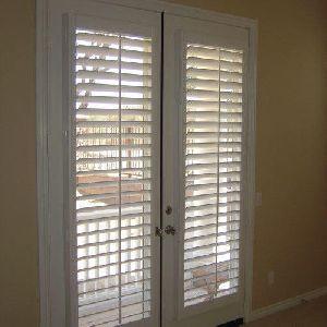 Wooden Blinds For Doors