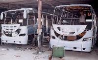 Fibre Glass Bus Body Part