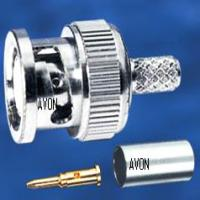 RF Microwave Coaxial BNC Connector