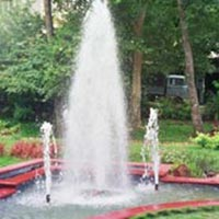 Cascade Jet Fountains