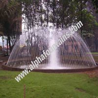 Water Fountain Ring