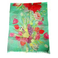 Cotton Shawls - Modal Digital Print