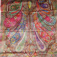Kalam Kari Digital Printed Shawls