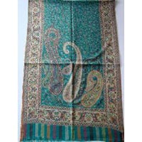 Pashmina Wool Kani Shawls