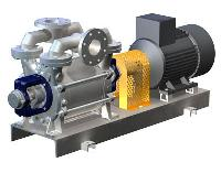 Single Stage Dry Vacuum Pumps