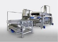 Pellet Frying Line