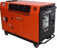 Silent 5 Kva Diesel Fuel Portable Generator