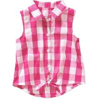 Ladies Woven Sleeveless Tops