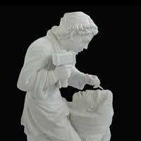 Antique Marble Statue