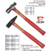 Ball Pein Hammer & Machinist Hammer Fiber Handle