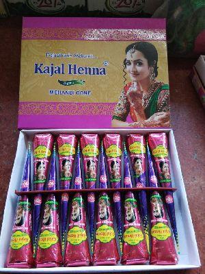 Kajal Henna Cones