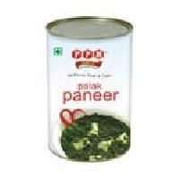 Canned Palak Paneer