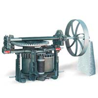 Steel Body Body Sugar Cane Crusher