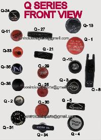 Choke Cable Knobs