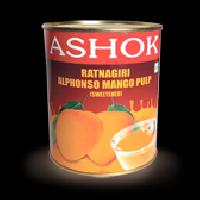 Ashok Ratnagiri Alphonso Mango Pulp