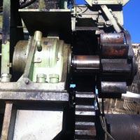 Marine Engine Crankshaft Turning Gear