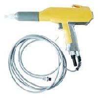 electrostatic power coating spray gun