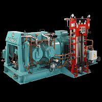 Hamworthy High Pressure Air Compressors