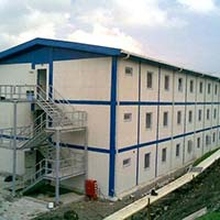 Prefabricated Engineering Buildings